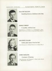 Page 14, 1942 Edition, Edmeston Central High School - Edmestonian Yearbook (Edmeston, NY) online yearbook collection