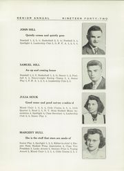Page 15, 1942 Edition, Edmeston Central High School - Edmestonian Yearbook (Edmeston, NY) online yearbook collection