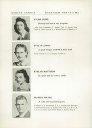 Page 16, 1942 Edition, Edmeston Central High School - Edmestonian Yearbook (Edmeston, NY) online yearbook collection