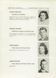 Page 17, 1942 Edition, Edmeston Central High School - Edmestonian Yearbook (Edmeston, NY) online yearbook collection