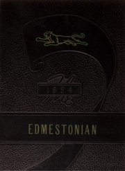 1954 Edition, Edmeston Central High School - Edmestonian Yearbook (Edmeston, NY)