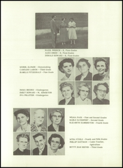 Page 11, 1954 Edition, Edmeston Central High School - Edmestonian Yearbook (Edmeston, NY) online yearbook collection