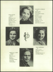 Page 14, 1954 Edition, Edmeston Central High School - Edmestonian Yearbook (Edmeston, NY) online yearbook collection
