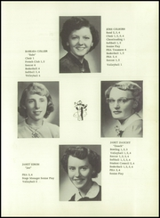 Page 15, 1954 Edition, Edmeston Central High School - Edmestonian Yearbook (Edmeston, NY) online yearbook collection