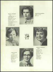 Page 16, 1954 Edition, Edmeston Central High School - Edmestonian Yearbook (Edmeston, NY) online yearbook collection