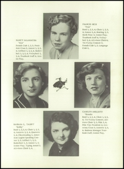 Page 17, 1954 Edition, Edmeston Central High School - Edmestonian Yearbook (Edmeston, NY) online yearbook collection