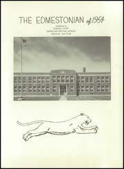 Page 5, 1954 Edition, Edmeston Central High School - Edmestonian Yearbook (Edmeston, NY) online yearbook collection