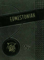 1957 Edition, Edmeston Central High School - Edmestonian Yearbook (Edmeston, NY)