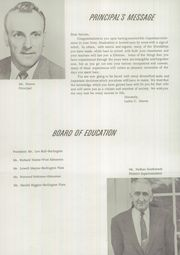 Page 10, 1957 Edition, Edmeston Central High School - Edmestonian Yearbook (Edmeston, NY) online yearbook collection