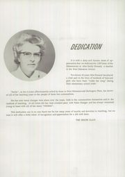 Page 8, 1957 Edition, Edmeston Central High School - Edmestonian Yearbook (Edmeston, NY) online yearbook collection