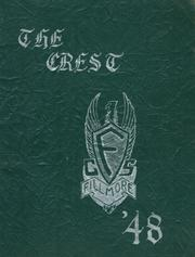 Fillmore Central High School - Crest Yearbook (Fillmore, NY) online yearbook collection, 1948 Edition, Page 1
