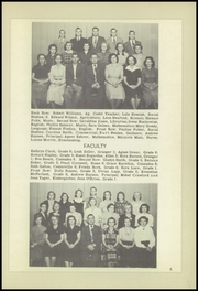 Page 13, 1951 Edition, Fillmore Central High School - Crest Yearbook (Fillmore, NY) online yearbook collection