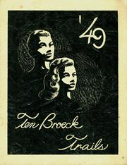 1949 Edition, Franklinville Central High School - Trails Yearbook (Franklinville, NY)