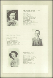 Page 17, 1950 Edition, Gilbertsville Central High School - Valley Memoirs Yearbook (Gilbertsville, NY) online yearbook collection