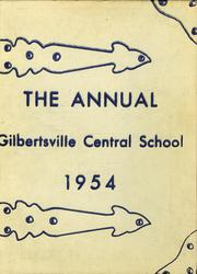Page 1, 1954 Edition, Gilbertsville Central High School - Valley Memoirs Yearbook (Gilbertsville, NY) online yearbook collection