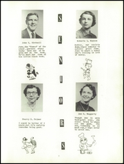 Page 13, 1955 Edition, Gilbertsville Central High School - Valley Memoirs Yearbook (Gilbertsville, NY) online yearbook collection