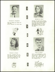 Page 15, 1955 Edition, Gilbertsville Central High School - Valley Memoirs Yearbook (Gilbertsville, NY) online yearbook collection