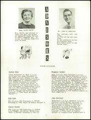 Page 16, 1955 Edition, Gilbertsville Central High School - Valley Memoirs Yearbook (Gilbertsville, NY) online yearbook collection