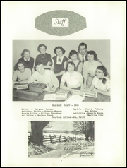 Page 7, 1955 Edition, Gilbertsville Central High School - Valley Memoirs Yearbook (Gilbertsville, NY) online yearbook collection