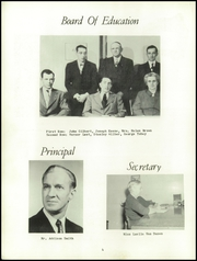 Page 8, 1955 Edition, Gilbertsville Central High School - Valley Memoirs Yearbook (Gilbertsville, NY) online yearbook collection
