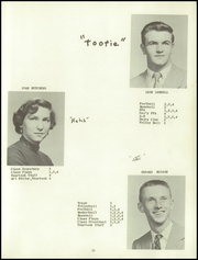 Page 15, 1957 Edition, Gilbertsville Central High School - Valley Memoirs Yearbook (Gilbertsville, NY) online yearbook collection