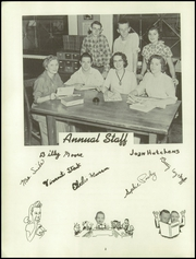 Page 6, 1957 Edition, Gilbertsville Central High School - Valley Memoirs Yearbook (Gilbertsville, NY) online yearbook collection