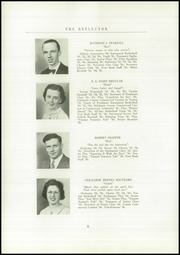 Page 10, 1936 Edition, Gilboa Central High School - Reflector Yearbook (Gilboa, NY) online yearbook collection