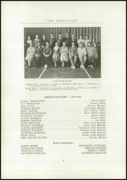 Page 4, 1936 Edition, Gilboa Central High School - Reflector Yearbook (Gilboa, NY) online yearbook collection