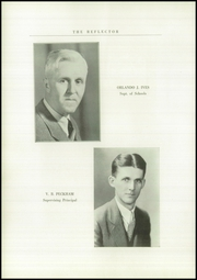 Page 6, 1936 Edition, Gilboa Central High School - Reflector Yearbook (Gilboa, NY) online yearbook collection