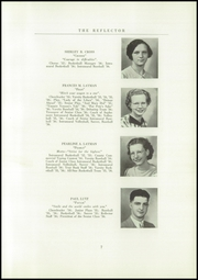 Page 9, 1936 Edition, Gilboa Central High School - Reflector Yearbook (Gilboa, NY) online yearbook collection