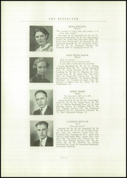 Page 10, 1937 Edition, Gilboa Central High School - Reflector Yearbook (Gilboa, NY) online yearbook collection