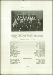 Page 4, 1937 Edition, Gilboa Central High School - Reflector Yearbook (Gilboa, NY) online yearbook collection