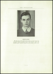 Page 5, 1937 Edition, Gilboa Central High School - Reflector Yearbook (Gilboa, NY) online yearbook collection