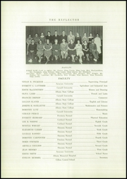 Page 8, 1937 Edition, Gilboa Central High School - Reflector Yearbook (Gilboa, NY) online yearbook collection