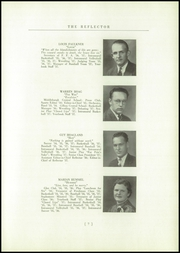 Page 9, 1937 Edition, Gilboa Central High School - Reflector Yearbook (Gilboa, NY) online yearbook collection