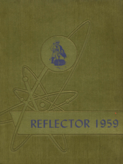 Page 1, 1959 Edition, Gilboa Central High School - Reflector Yearbook (Gilboa, NY) online yearbook collection