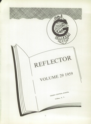 Page 5, 1959 Edition, Gilboa Central High School - Reflector Yearbook (Gilboa, NY) online yearbook collection