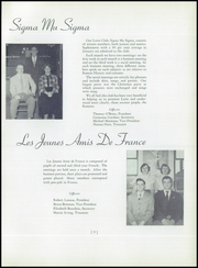 Page 11, 1951 Edition, St Marys Academy - Crown Yearbook (Glens Falls, NY) online yearbook collection