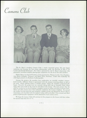Page 13, 1951 Edition, St Marys Academy - Crown Yearbook (Glens Falls, NY) online yearbook collection