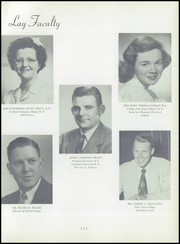 Page 7, 1951 Edition, St Marys Academy - Crown Yearbook (Glens Falls, NY) online yearbook collection