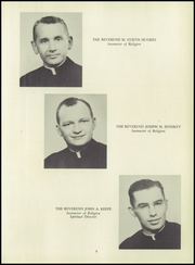 Page 13, 1952 Edition, St Marys Academy - Crown Yearbook (Glens Falls, NY) online yearbook collection