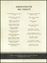 Page 14, 1952 Edition, St Marys Academy - Crown Yearbook (Glens Falls, NY) online yearbook collection