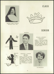 Page 16, 1952 Edition, St Marys Academy - Crown Yearbook (Glens Falls, NY) online yearbook collection
