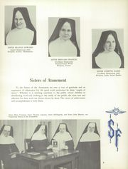 Page 12, 1960 Edition, St Marys Academy - Crown Yearbook (Glens Falls, NY) online yearbook collection