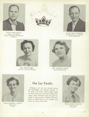 Page 13, 1960 Edition, St Marys Academy - Crown Yearbook (Glens Falls, NY) online yearbook collection