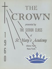 Page 5, 1960 Edition, St Marys Academy - Crown Yearbook (Glens Falls, NY) online yearbook collection
