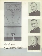 Page 9, 1960 Edition, St Marys Academy - Crown Yearbook (Glens Falls, NY) online yearbook collection