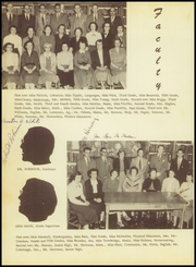 Page 10, 1953 Edition, Roeliff Jansen Central School - Ro Jan Yearbook (Hillsdale, NY) online yearbook collection