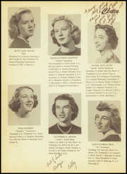 Page 12, 1953 Edition, Roeliff Jansen Central School - Ro Jan Yearbook (Hillsdale, NY) online yearbook collection