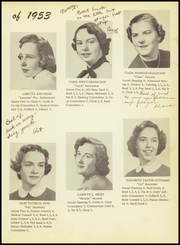 Page 15, 1953 Edition, Roeliff Jansen Central School - Ro Jan Yearbook (Hillsdale, NY) online yearbook collection